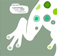 Paradoxical Frog - CD cover