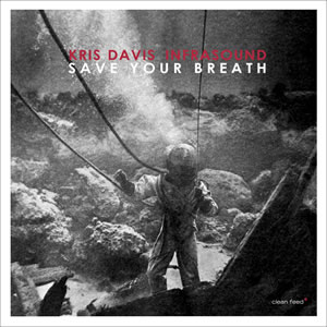 Save Your Breath - CD cover